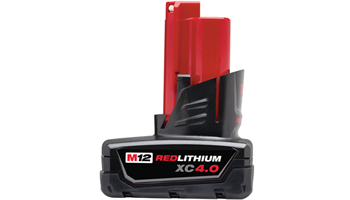 48-11-2440 M12™ REDLITHIUM™ XC 4.0 Extended Capacity Battery Pack