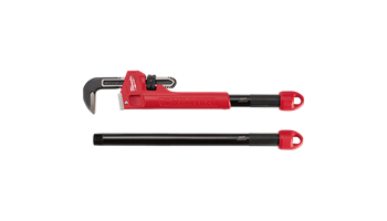 48-22-7314 CHEATER Adaptable Pipe Wrench
