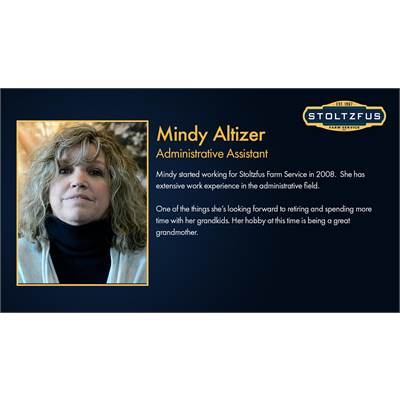 Mindy Altizer - Secretary