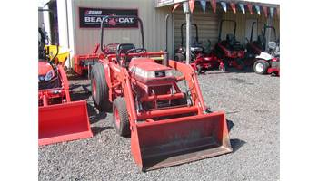 B2150HSD 4WD Compact Diesel Tractor w/ Front End Loader