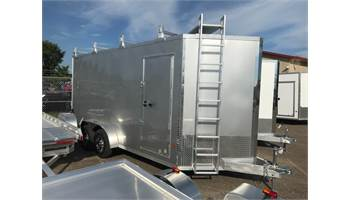 2018 C7X16S ENCLOSED UTILITY TRAILER