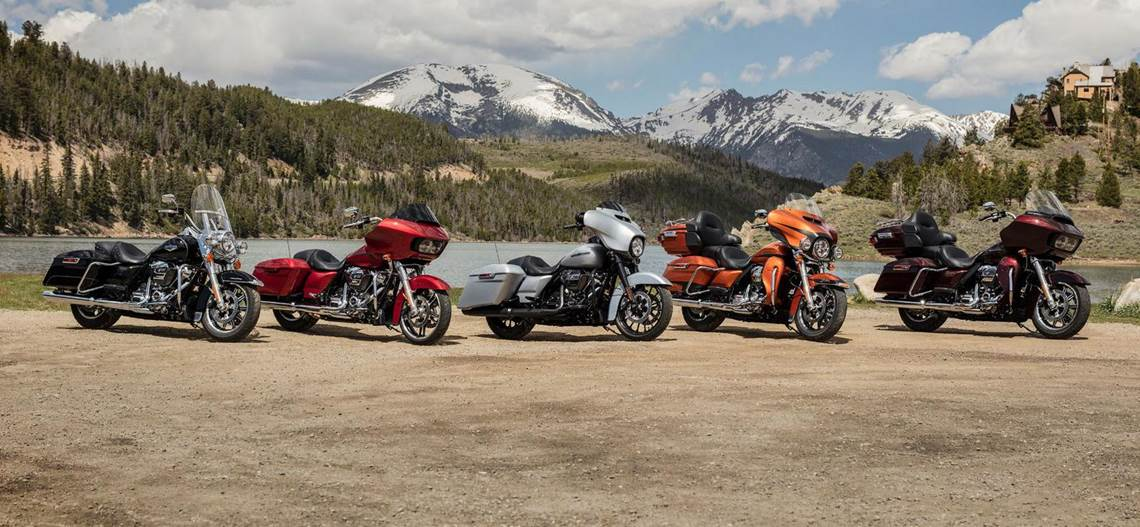HD® Touring Family