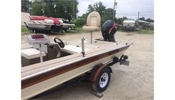 1982 166 Bass Baron with 2008 Mercury 50HP