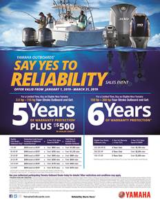 2019 Say Yes to Reliablity Sales Event Print Ad-FINAL
