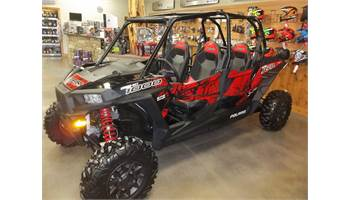 2018 RZR XP 1000 4 EPS-BLACK PEARL