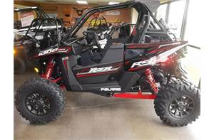 RZR RS1 BLACK PEARL