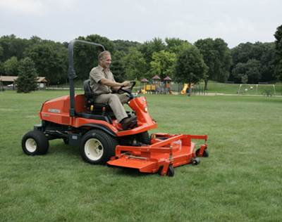 SharonSpringsGarage_Kubota_F-Series-Mowing