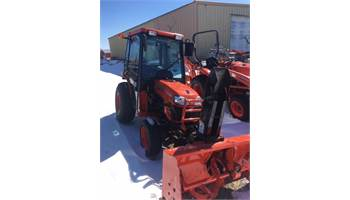 2008 B3030HSDC Compact Tractor with Cab