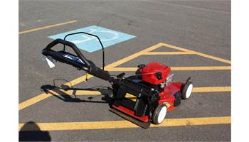 "21"" SELF PROPELLED WALK BEHIND MOWER"
