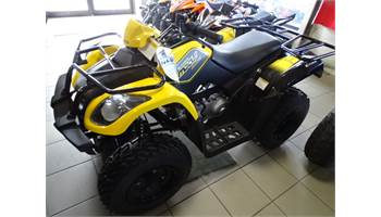 2018 MXU 150X same as Yamaha 125 Grizzly