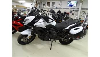 2015 650 VERSYS LT with ABS