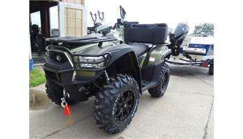2018 MXU 700i Hunter Power Steering Alloy Wheels Cargo box Winch