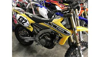 2016 YZ450F Yellow special edition