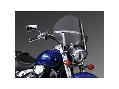National Cycle Switchblade Chopped Clear Windshield | Fitment: Honda VTX1300 R / S '03-'09