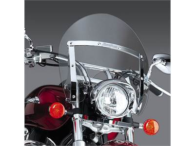 National Cycle Switchblade Shorty Clear Windshield | Fitment: Honda VTX1300 R / S '03-'09