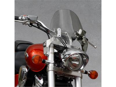 National Cycle Switchblade Deflector Clear Windshield | Fitment: Honda VTX1800 (ALL) / RUNE