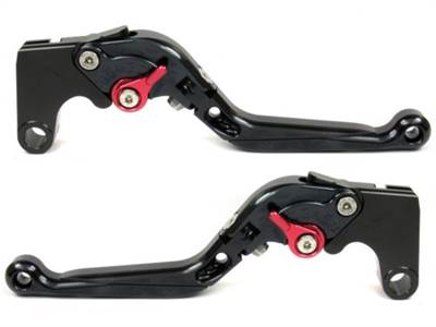 Lightning Brake & Clutch Folding Lever Kit - Honda CBR600RR '07 - '19