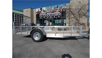 Utility Trailer 6' x 12' Deck All Aluminum