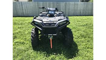 2019 SPORTSMAN 850 PRM MAGNETIC GRAY METALLIC