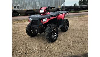 2015 SPORTSMAN 570 SP RED