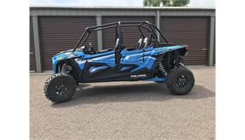 2019 RZR XP® 4 1000 PS - Sky Blue