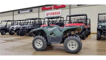 2014 Grizzly 550 4x4 EPS