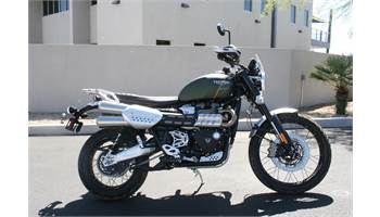 2019 SCRAMBLER 1200 XC SHOWCASE