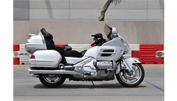 2008 GOLD WING AUDIO/COMF