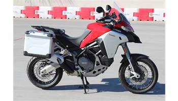 2017 Multistrada 1200 Enduro Touring DEMO