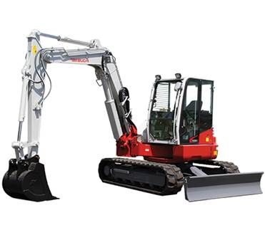 TB280FR Compact Excavator