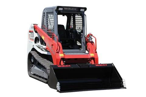 TL8 Compact Track Loader