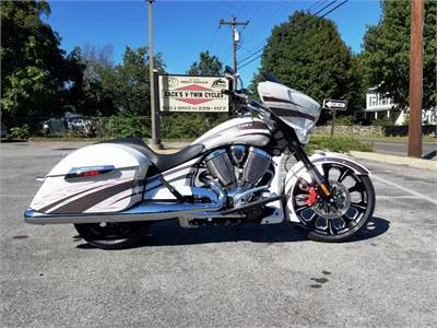 2017 Victory Motorcycles