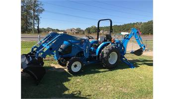 2018 XG3135H-35HP-Tractor/Loader/Backhoe