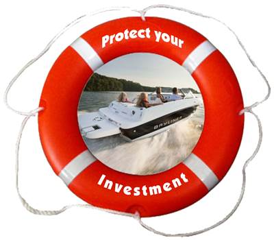 Get insurance to protect your investment