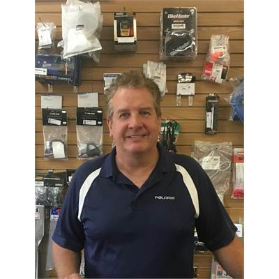 Jeff Steenerson - Parts Manager