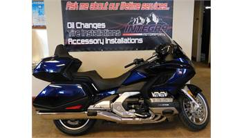 2019 Goldwing Tour DCT Demo