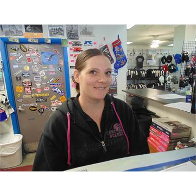 STEPHANIE NICHOLS - PARTS MANAGER