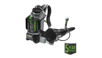 145 MPH 600 CFM 56-Volt Lithium-ion Cordless Backpack Blower with 7.5Ah Battery and 550-Watt Charger Included