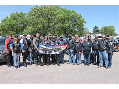 2017 Law Enforcement Ride