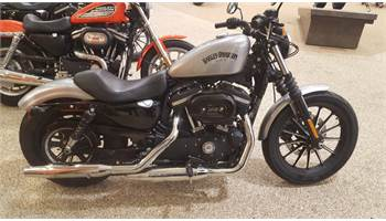 2015 XL883N Iron 883™ - Hard Candy Color Option