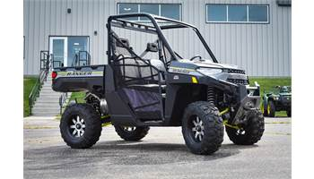 2019 RANGER XP® 1000 EPS Premium - Magnetic Gray