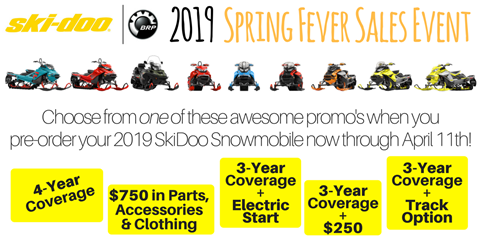 FB_Offer_SKIDOO 2019 Spring Fever