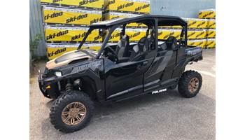 2019 R19RHK99AK  POLARIS GENERAL 4 1000 RIDE CMD BLK PRL