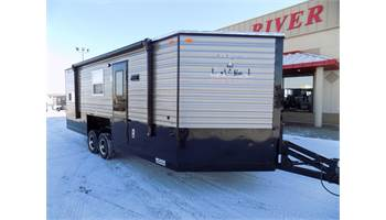 2019 Ice Castle 8x21v RV Limited