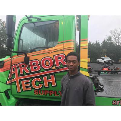 Jkwan Washington - Driver & Technician