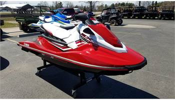 2019 WaveRunner EX Deluxe Red