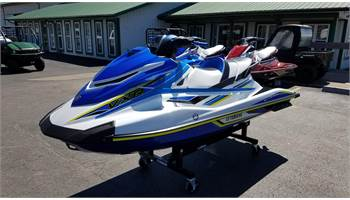 2019 WaveRunner VXR Blue