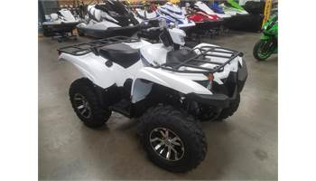 2019 GRIZZLY 700 EPS White