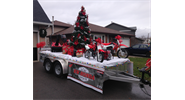 Baden & New Hamburg Santa Claus Parade 2016