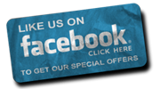 Like us on Facebook to get our special offers!